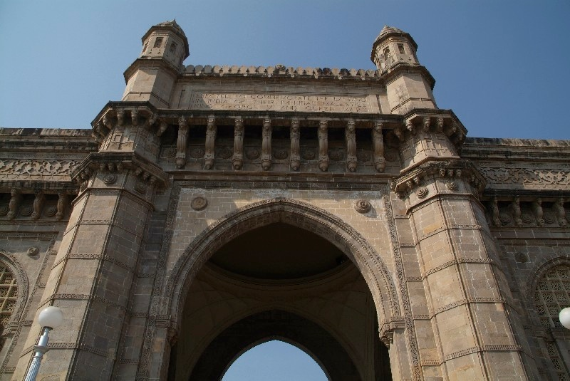 Gujarat und Bombay, Indien: Das Tor zu Indien alias The Gate of India